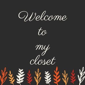 💖Welcome to my closet 💖